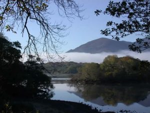 Day Trips 3 The low laying clouds surrounding the Lake in Killarney is a favourite of Shannon Airport Taxis
