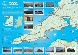 Day Trips 4 A Suggested driving Map of Loop Head