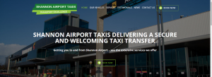 Taxis - Home page for the New Revamped www.shannonairporttaxis.com